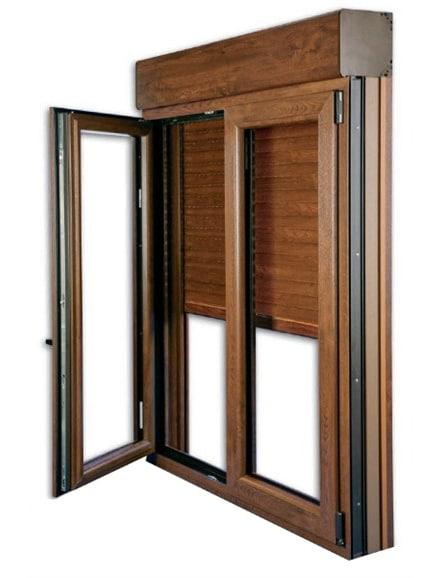 I vostri cassonetti sono ingombranti cawe infissi - Finestre monoblocco in legno ...